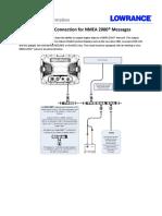 Lowrance Evinrude Engine NMEA2000 Connection(1)
