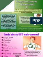 Doenças Sexualmente Transmissíveis e SIDA