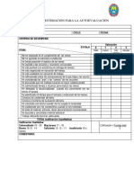 instrumentos evaluación isep