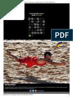 Todo Sobre El Voley Playa - Juegos Olímpicos de Río 2016 - MARCA