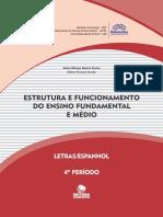 Estrutura Funcionamento Ensino Fundamental Medio