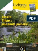 175 Eau & Rivières 175 - Avril 2016 - Dossier Trieux