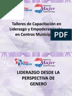 Liderazgo y Empoderamieneto 2013