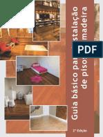 Guia Básico Para Instalação de Pisos de Madeira - 2ª Edição