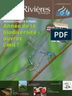 151 Eau & Rivières 151 - Printemps 2010 - Dossier Biodiversité