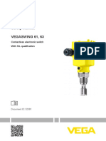 52081 en Safety Manual VEGASWING 61 63 Contactless Electronic Switch With SIL