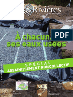 153 Eau & Rivières 153 - Automne 2010 - Spécial ANC