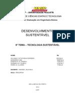 Trabalho de Sustentabilidade.doc