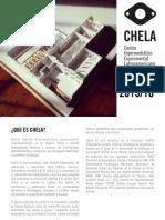 2016 CheLA Proyectos