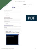 How to Run Java Program in CMD - PTutorial