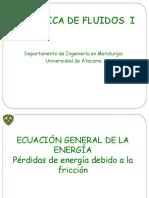 4-Ecuación General de Energía