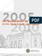 Quinquenio 2010 SPA