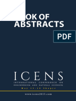 Book of Abstracts Icens2015 Final