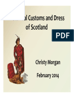 Christy Morgan - Historical Scottish Customs and Dress.pdf