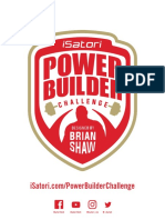 Isatori Power Builder Program