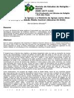 (Print - [REVER - N. 2 - Ano 4 - 2004] Texto - Néri de Barros Almeida)