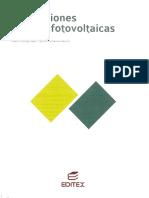 Instalaciones Solares Fotovoltaicas - Castejón & Santamaría