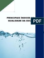 Principais índices de qualidade da água