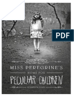 Ransom Riggs - Miss Peregrine - Vol 1 - Caminul Copiilor Deosebiti