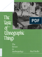 Stoller, Paul (1989) The Taste of Ethnographic Things. The Senses in Anthropology.pdf