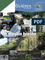 164 Eau & Rivières 164 - Juillet 2013 - Dossier Moulin