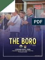 THE BORO Issue One v Bognor Regis Town.pdf