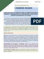 Matriz de Identificacion de Riesgo Por Exposición a Ruido 1