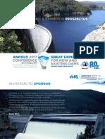 ANCOLD 2017 Sponsorship Prospectus