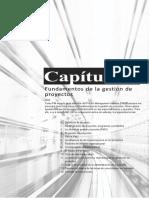 Libro PM - Capitulo 1 - Fundamentos