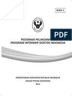 1-Buku 1 Pedoman Pelaksanaan Program Internsip Dokter Indonesia
