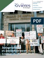 135 Eau & Rivières 135 - printemps 2006 - Dossier Jurisprudence et environnement.pdf