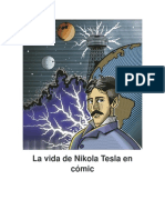 Comic Nikola Tesla