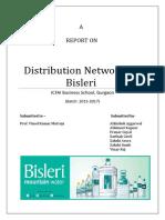 A REPORT on Bisleri