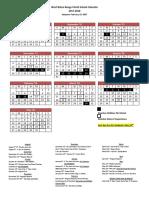 west baton rouge parish school calendar 2017 2018 adopted 2 15