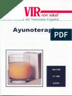 Ayunoterapia (Revista Vivir en Salud)