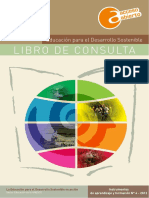 libro. Educacion Sotenible Unesco