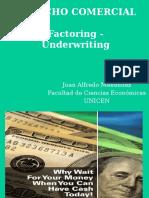 Factoring y Underwriting (Menendez)