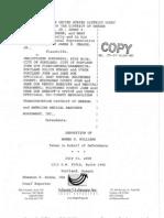 Williams Transcript