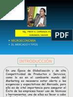 Mg. FREDY CARRANZA VILLA  - El Mercado y Tipos