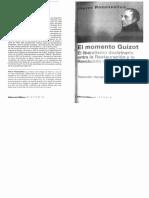 ROSANVALLON, Pierre. El Momento Guizot