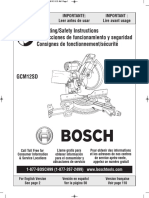 Bosch Manual