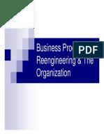 Week 6 Business Process Reengineering