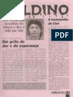 Edição N° 104 - MaioJunho 1997 Circulação Interna - galdino