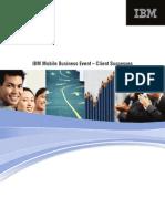 IBM Mobile Reference Book