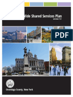 Onondaga County shared services plan