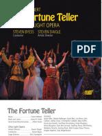 Fortune Teller, The - Libretto (Ohio Light Opera)