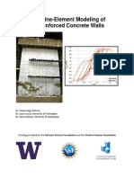 2015 6 1 Nonlinear Modeling of Flexural RC Walls CPF Final Report