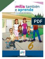 Cuadernillo 6° primaria