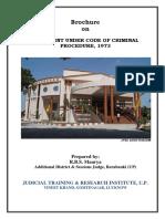 COMPLAINT - Crpc - Judicial Training- Institute - Lucknow