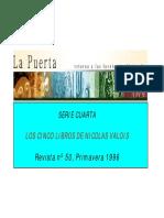Valois Nicolas - Los Cinco Libros.pdf